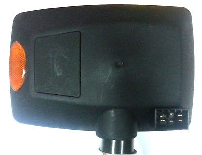 12v 24v rechts vorderer scheinwerfer h4 licht blinker f r. Black Bedroom Furniture Sets. Home Design Ideas