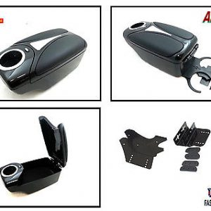 Accoudoir Console Centrale pour Vauxhall Opel Corsa B C D